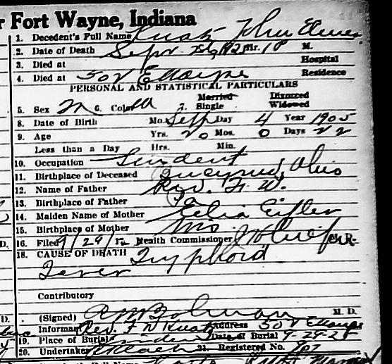 Datant Fort Wayne Indiana