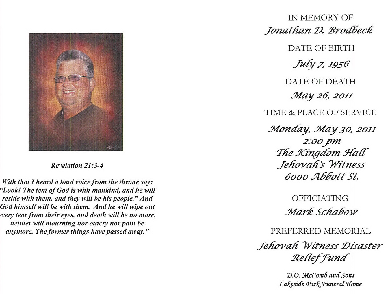 Jehovah Witness Michael Jackson S Funeral Quotes