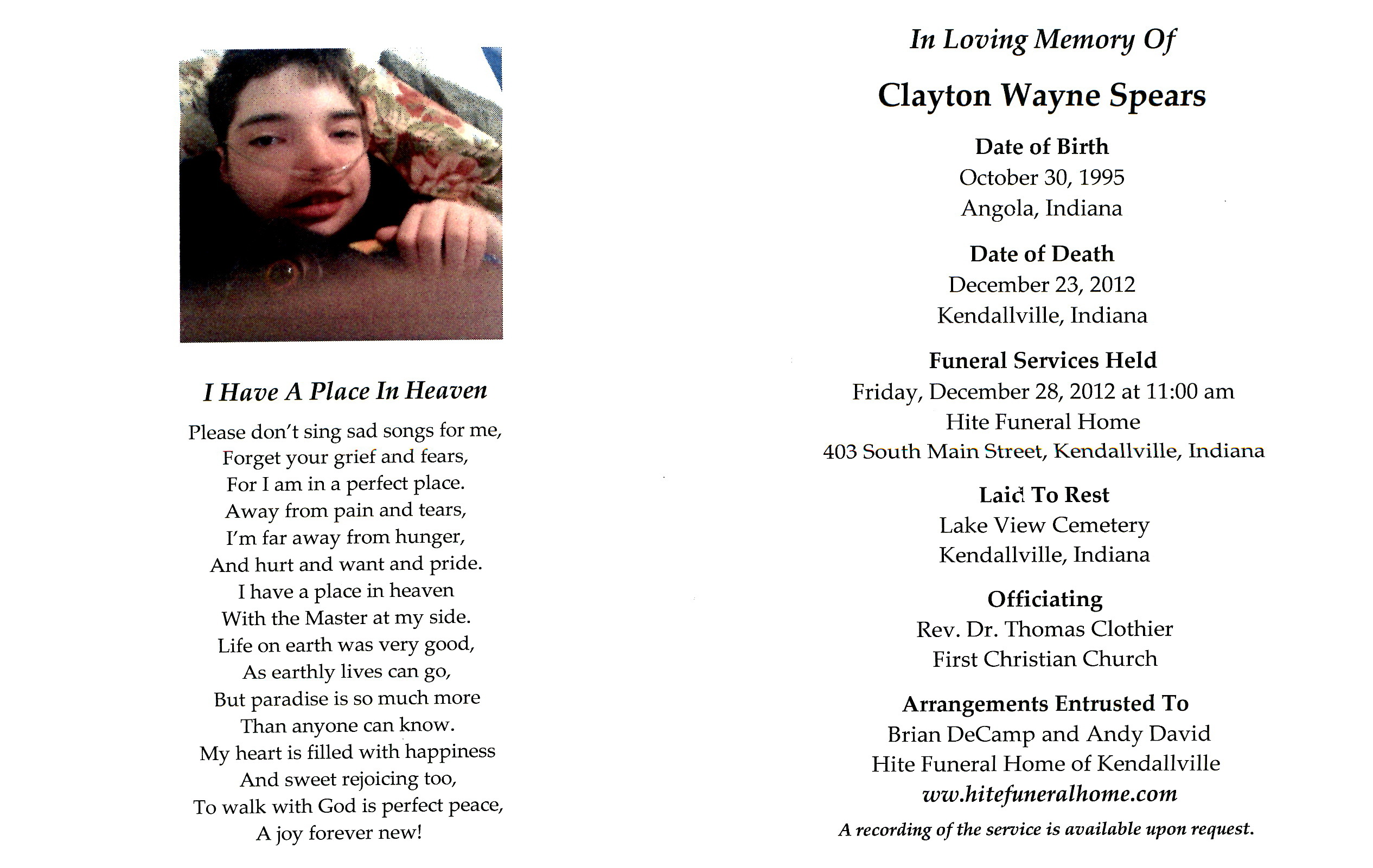 Funeral Homes In Kendallville Indiana Avie Home