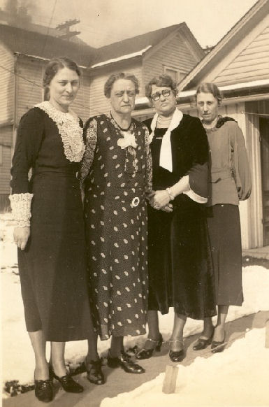 Elizabeth magdalena trebra linnemeier born 9 oct 1876 ft wayne allen
