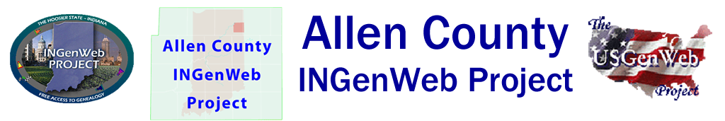 Allen County INGenWeb Project 2012 logo